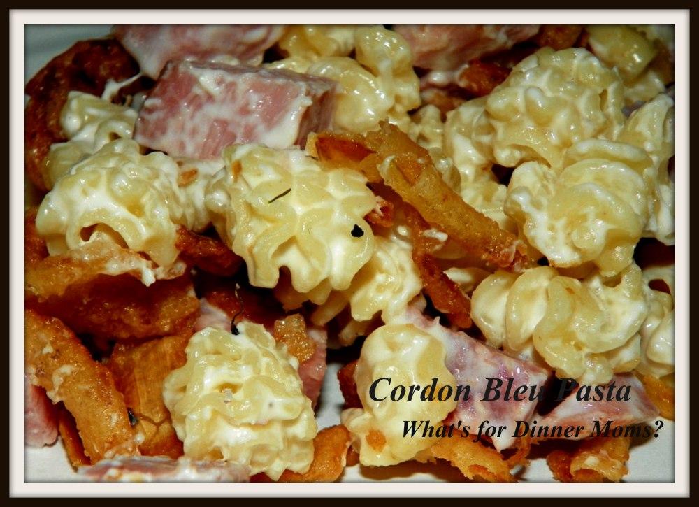 Cordon Bleu Pasta