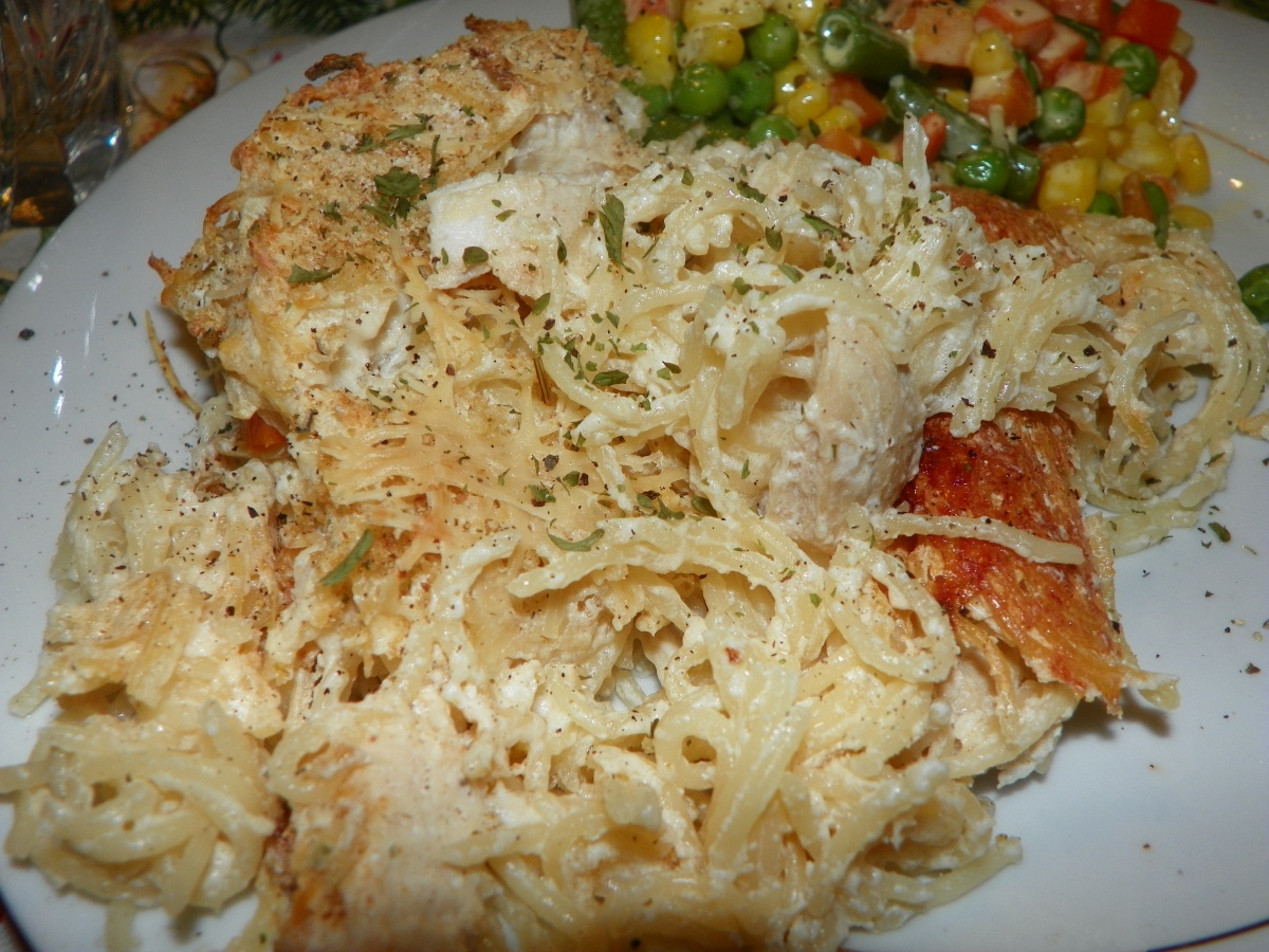 Chicken Tetrazzini | What's for Dinner Moms?