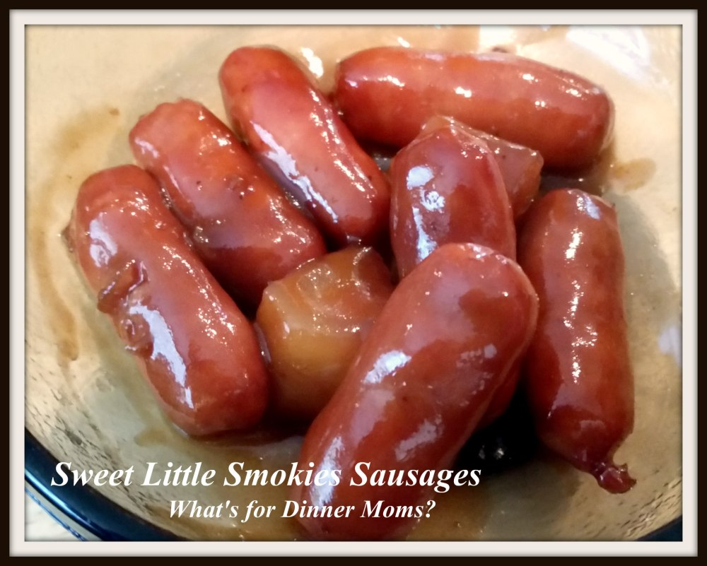 Sweet Little Smokies Sausages - 2