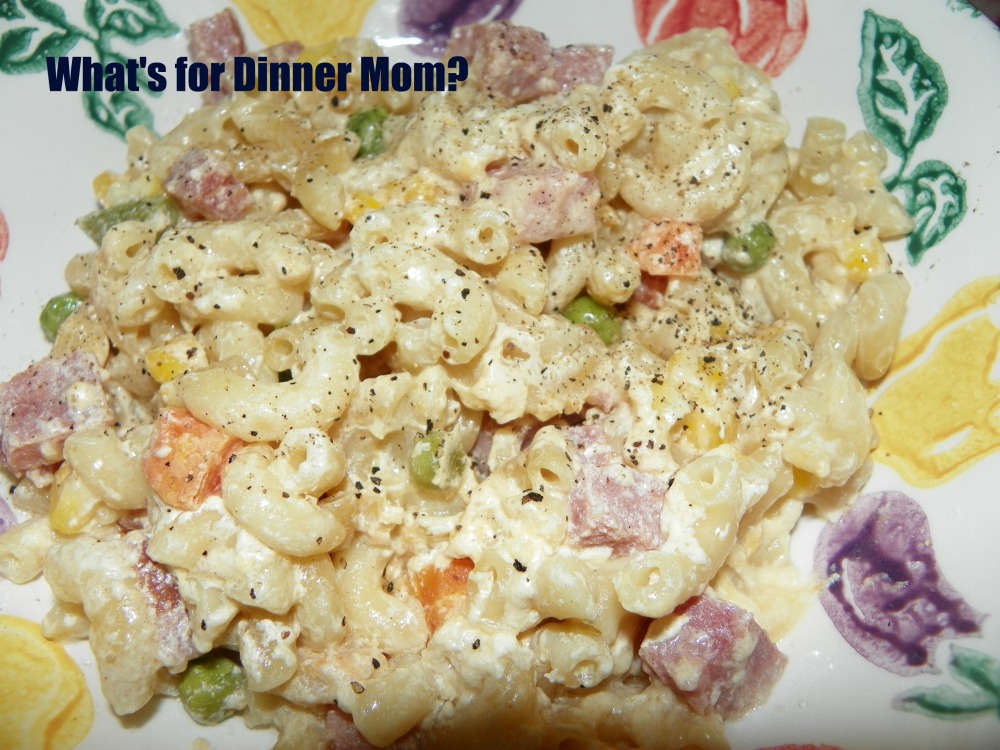 Confetti Macaroni and Cheese