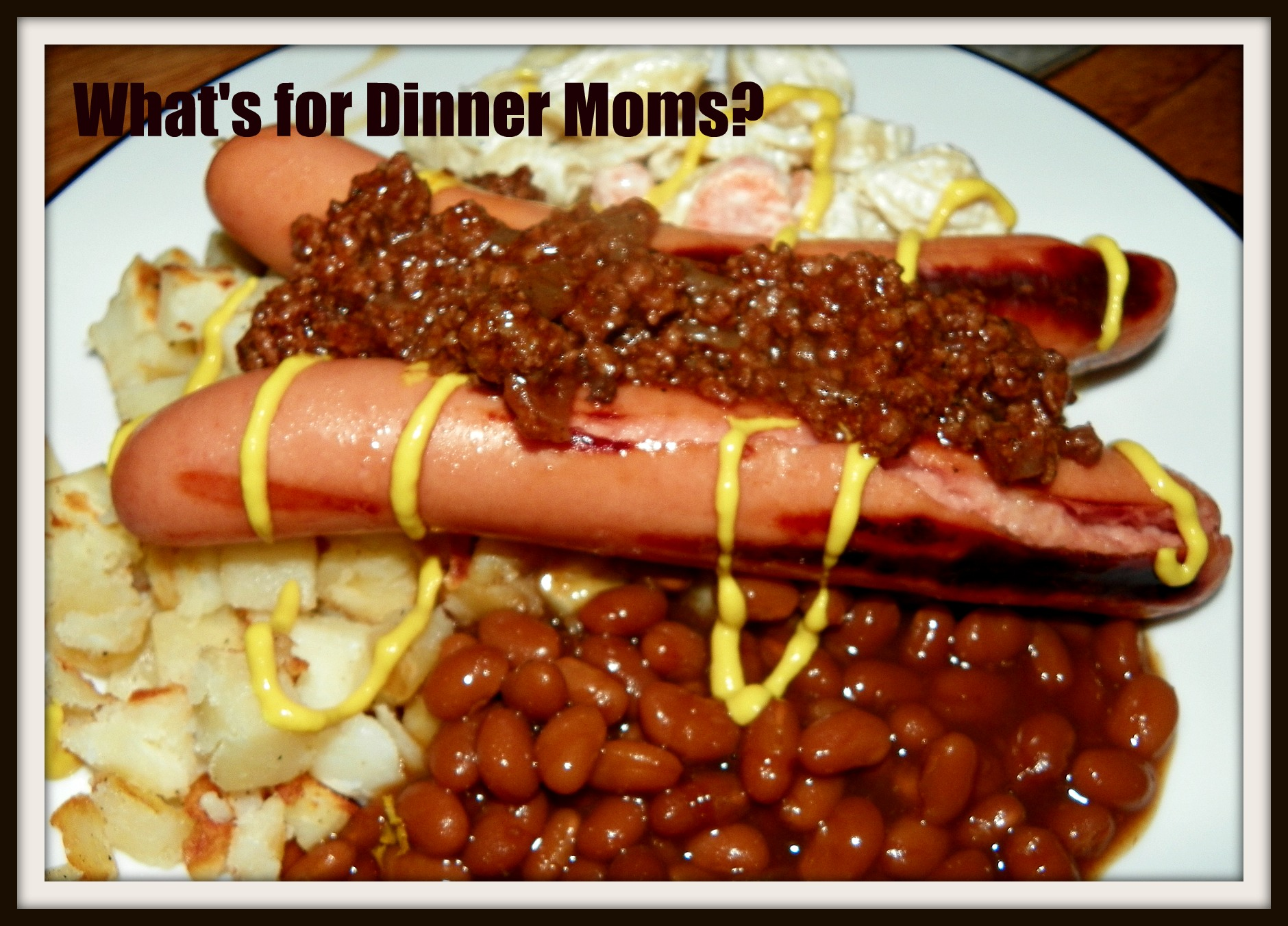 Rochester Style Garbage Plate With Meat Sauce What S For Dinner Moms