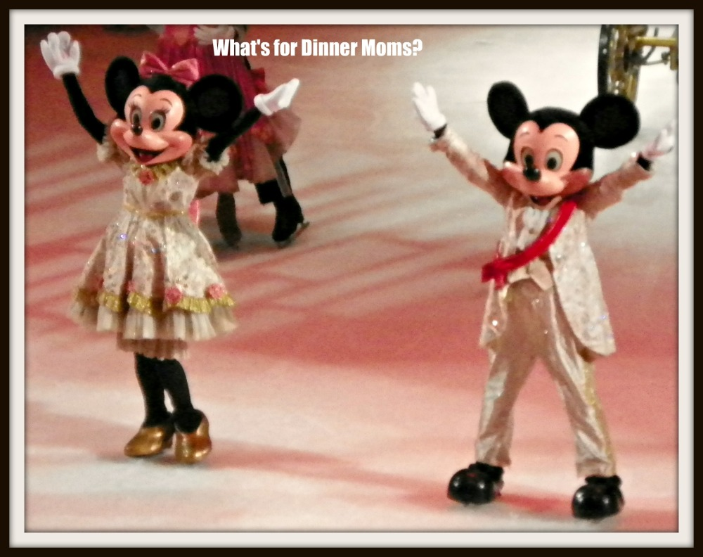 Mickey and Minnie - Ending