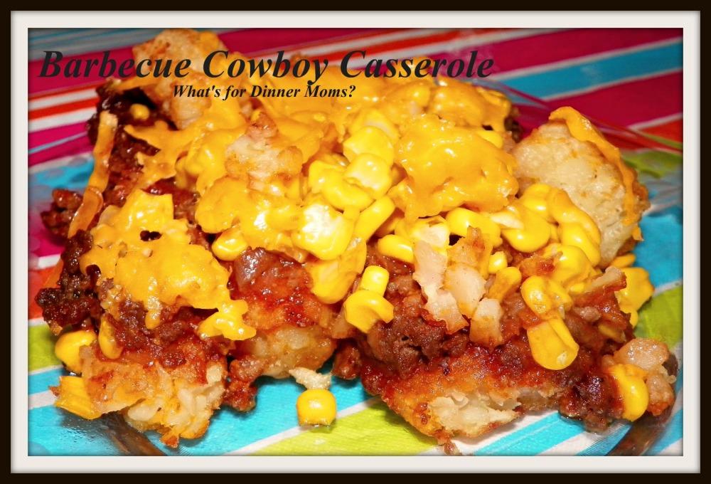 Barbecue Cowboy Casserole