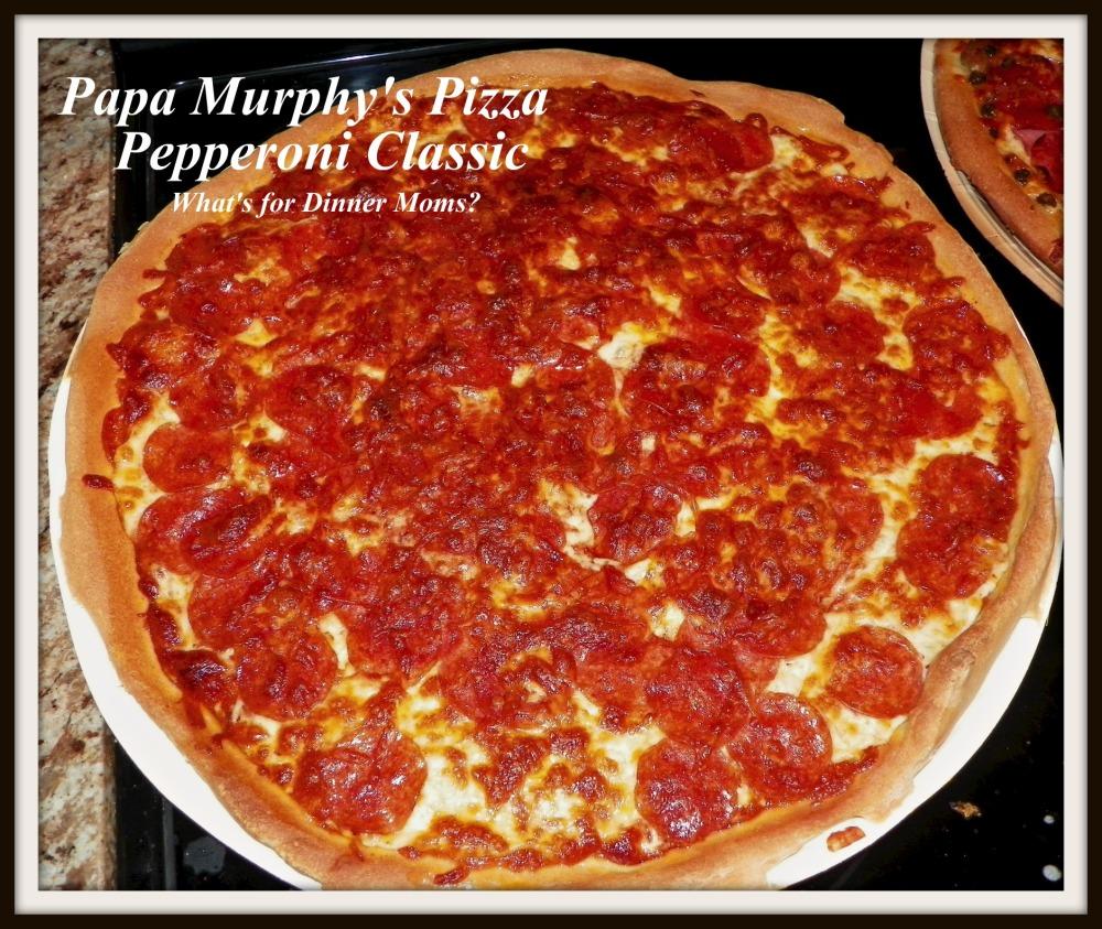 Papa Murphy's Pepperoni Classic Pizza