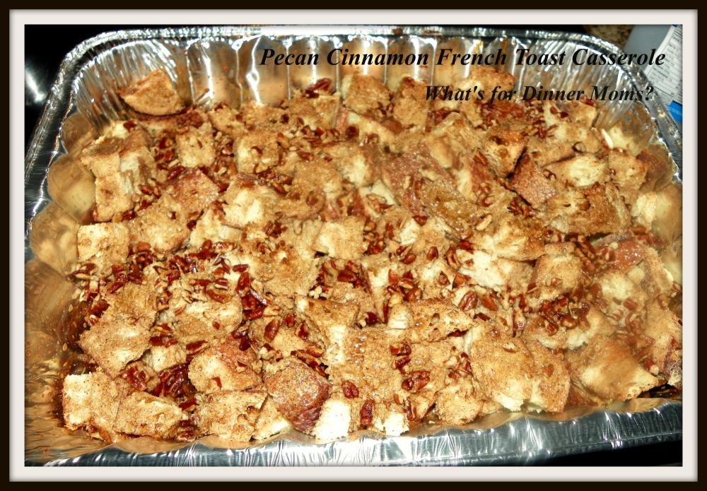 Pecan Cinnamon French Toast Casserole_picnik