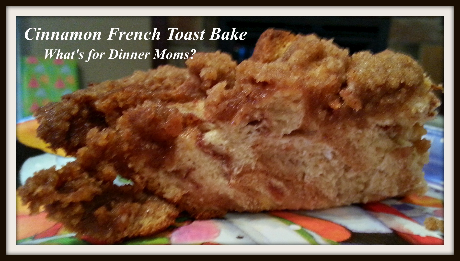 baked french toast baked almond french toast cinnamon baked french ...