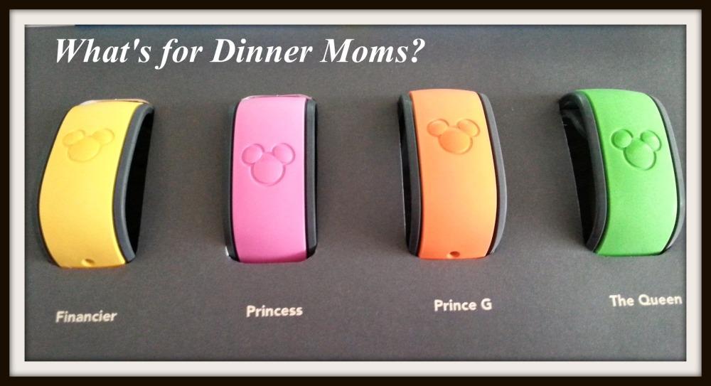 Disney Bands - What's for Dinner Moms