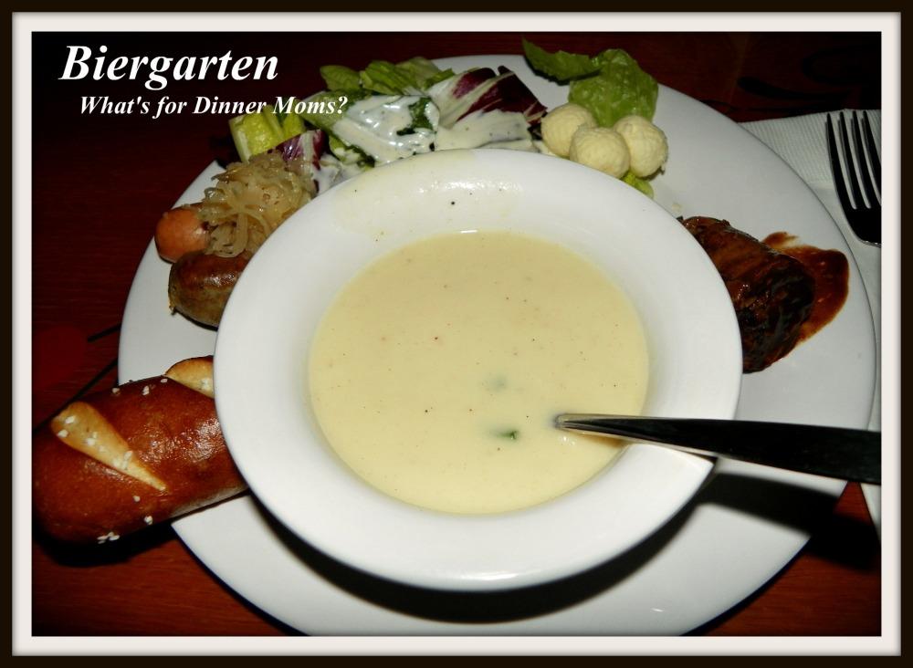 Beirgarten - Soups and Salads