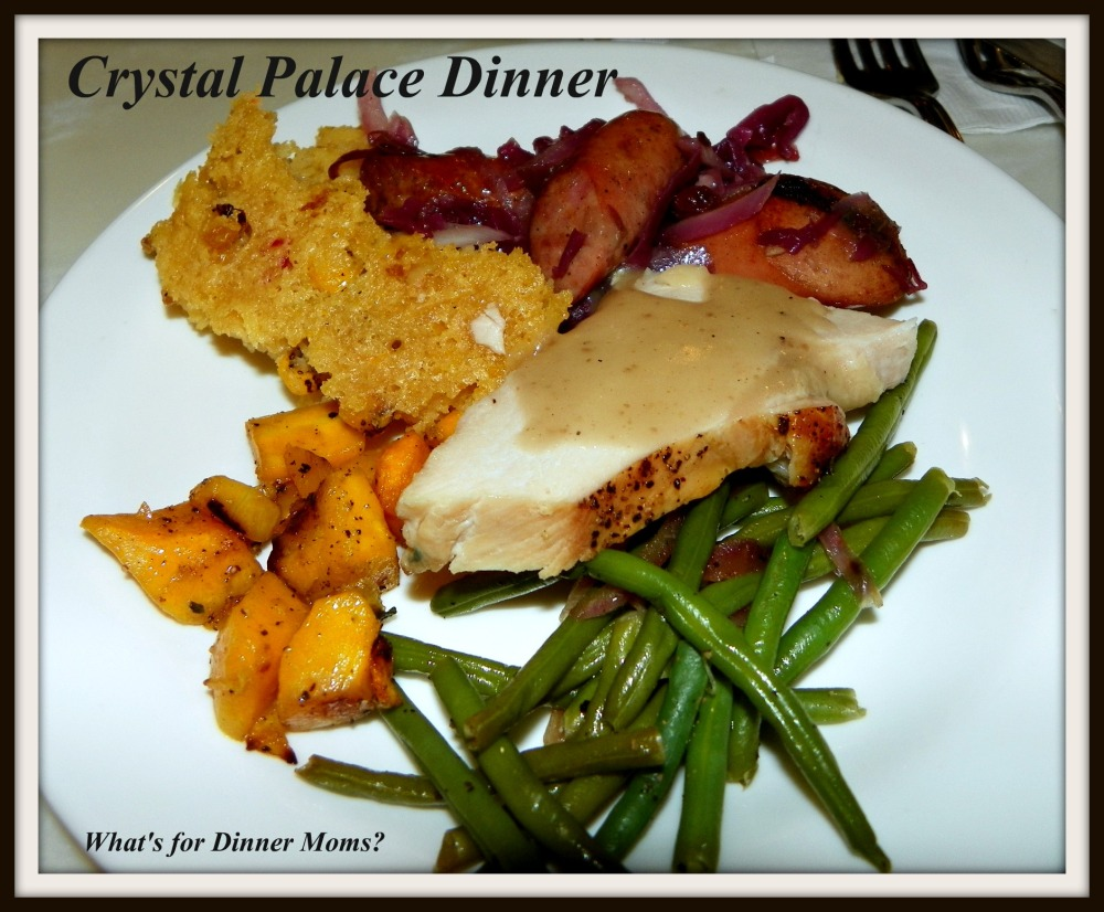 Copy of Crystal Palace Dinner (plate 5)