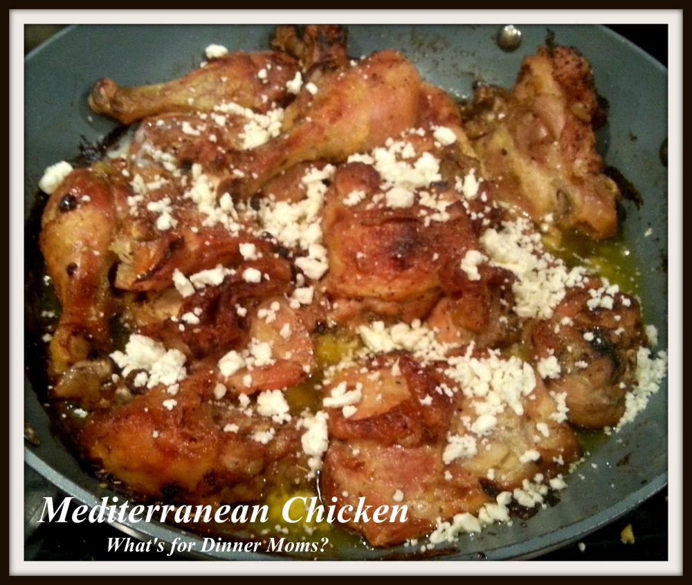 Mediterranean Chicken