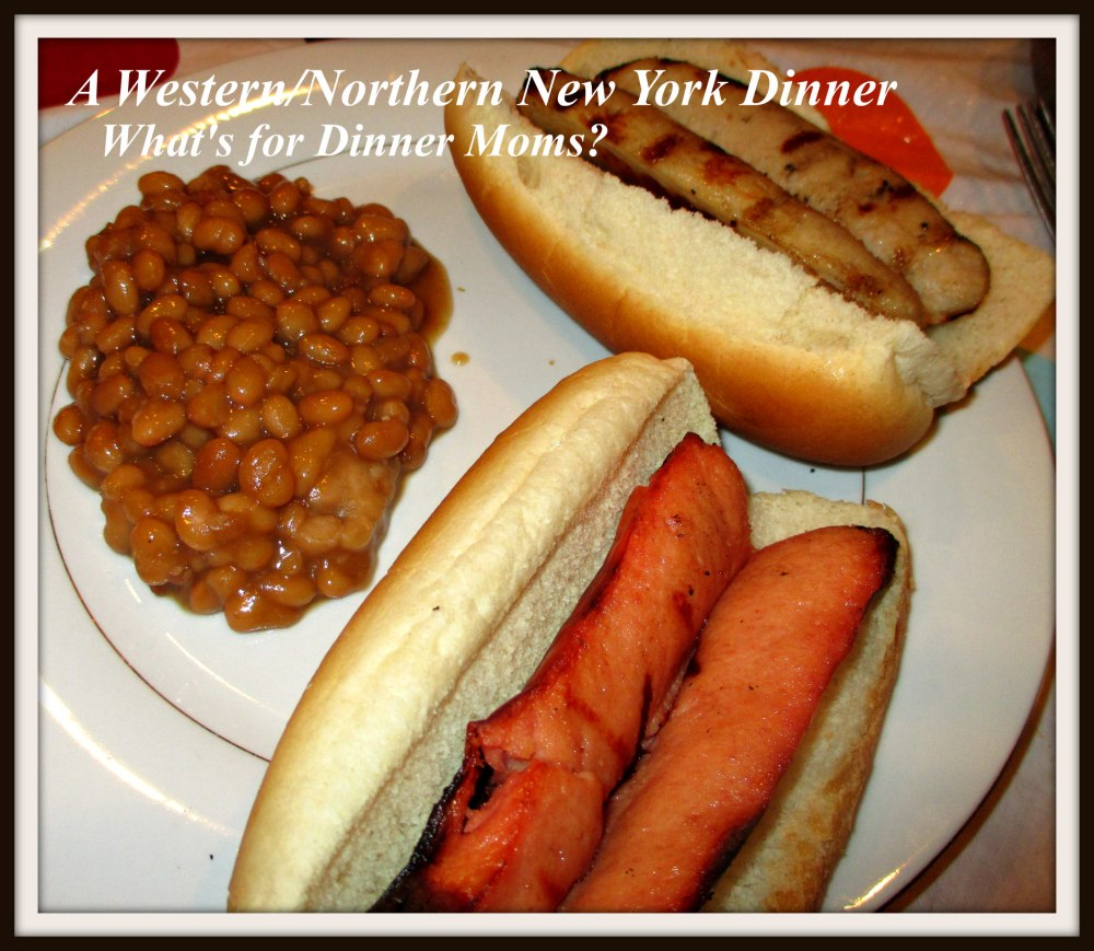 A Western-Northern New York Dinner