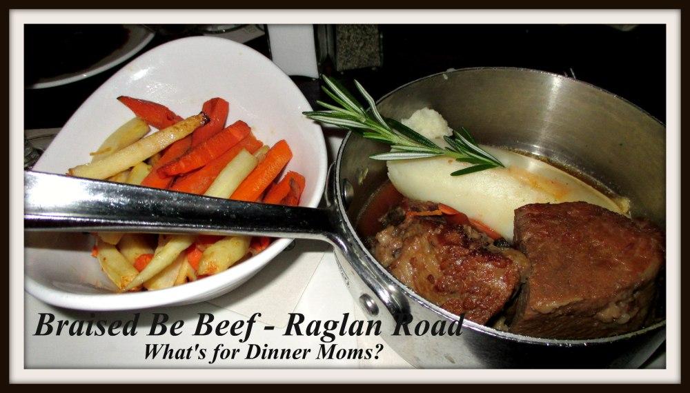 Braised Be Beef - Raglan Road