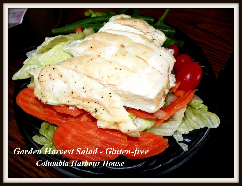 Columbia Harbour House - Garden Harvest Salad
