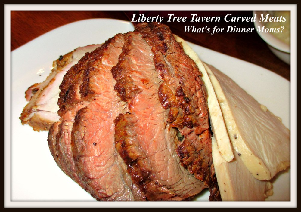 Liberty Tree Tavern Carved Meats