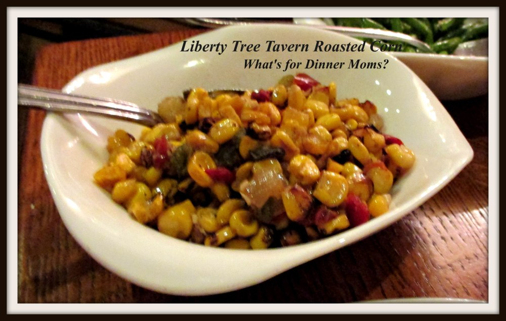 Liberty Tree Tavern Roasted Corn