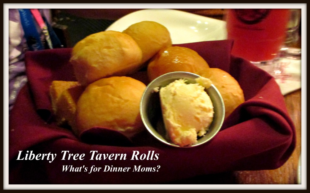 Liberty Tree Tavern Rolls