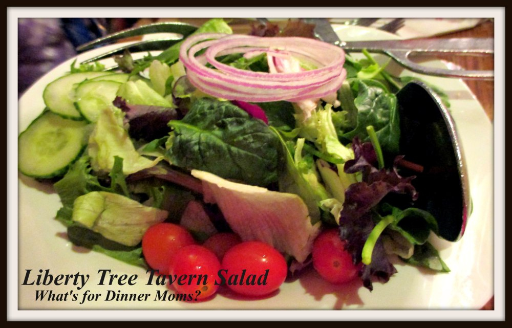 Liberty Tree Tavern Salad