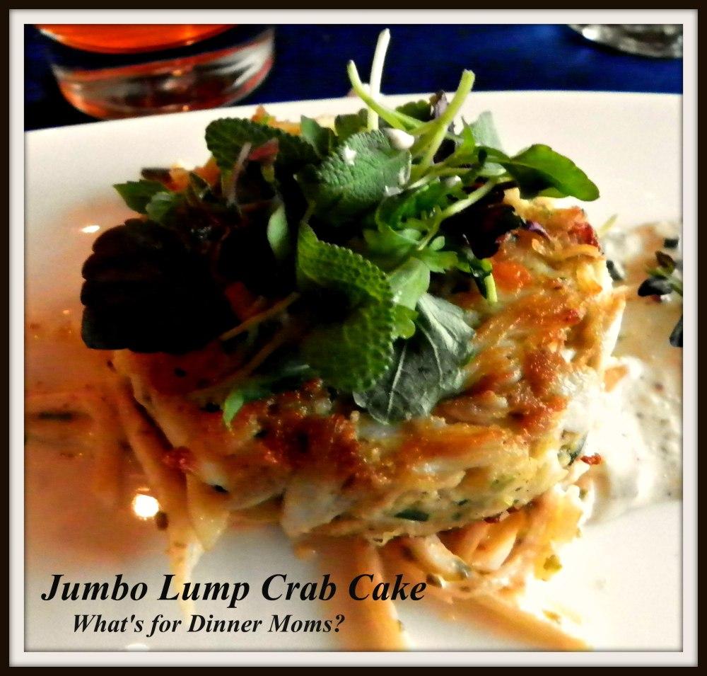 Narcoossee Jumbo Lump Crab Cake