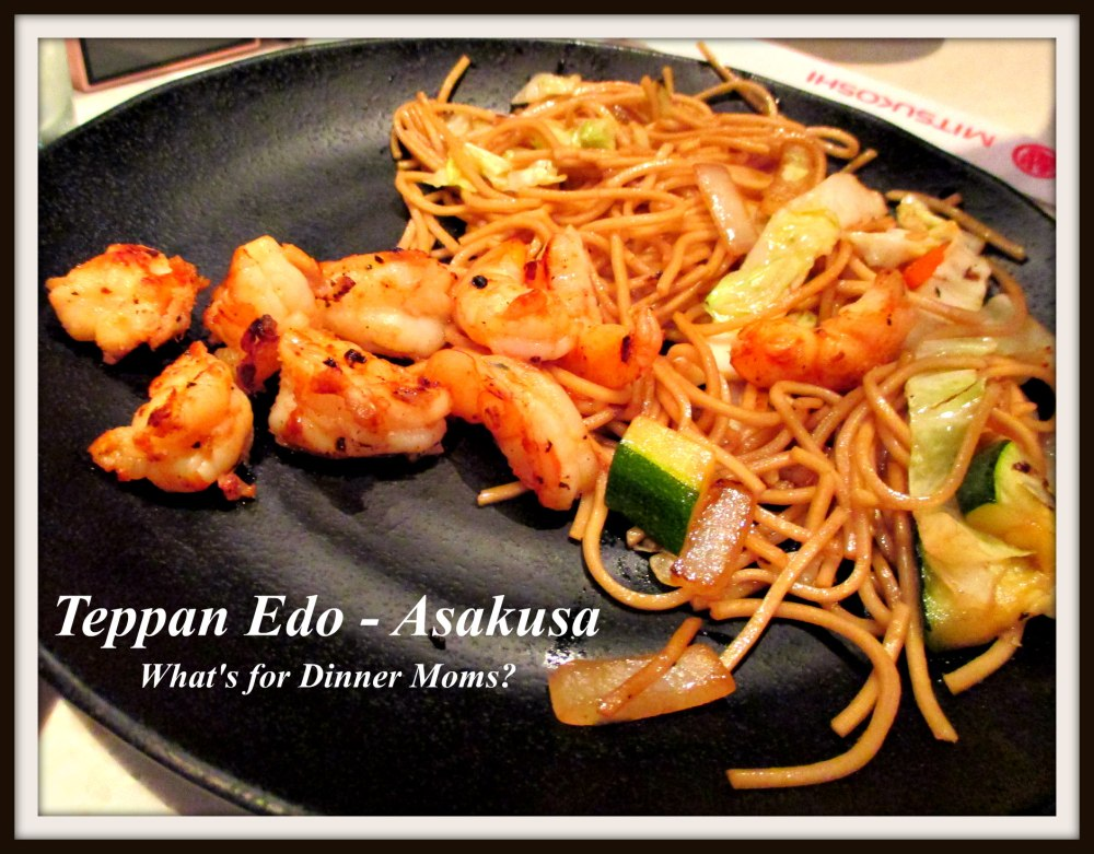 Teppan Edo - Asakusa