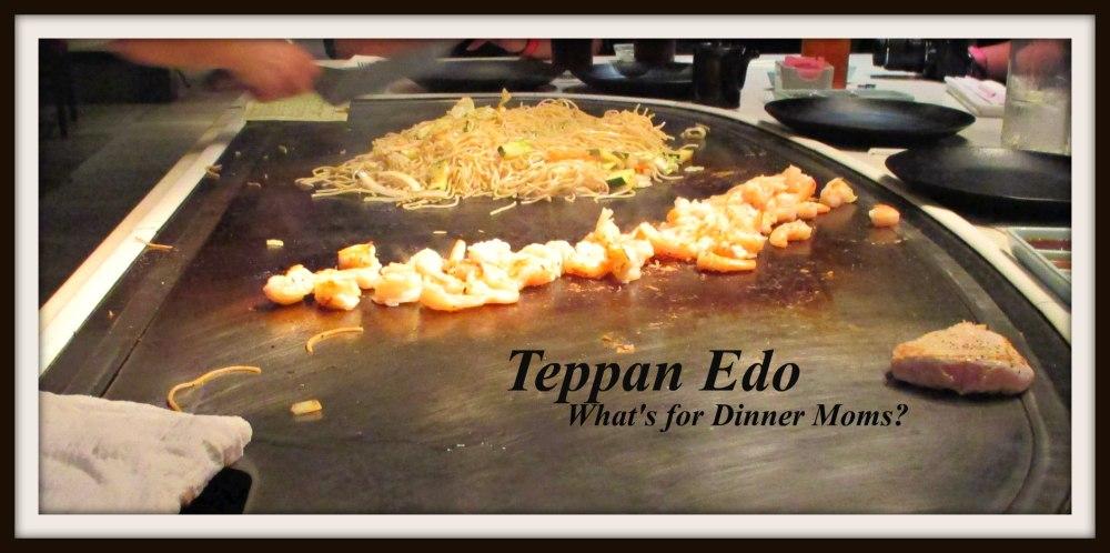Teppan Edo - Grill