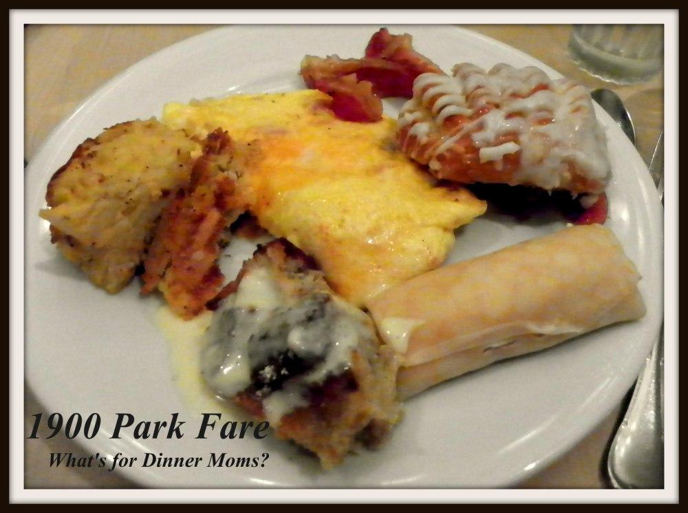 1900 Park Fare - Breakfast Buffet plate 2