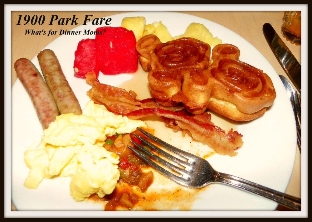 1900 Park Fare - Breakfast Buffet
