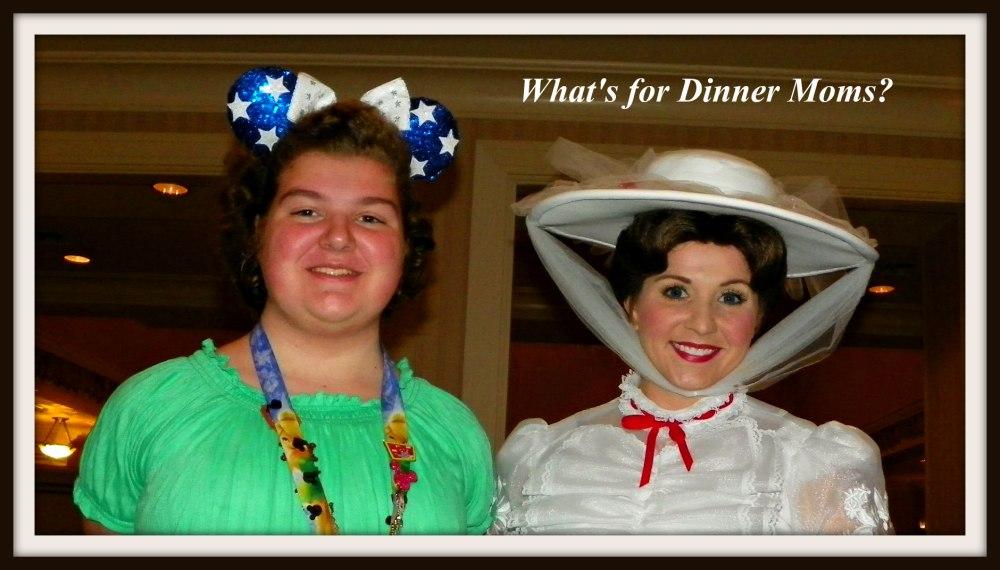 1900 Park Fare Breakfast - Mary Poppins