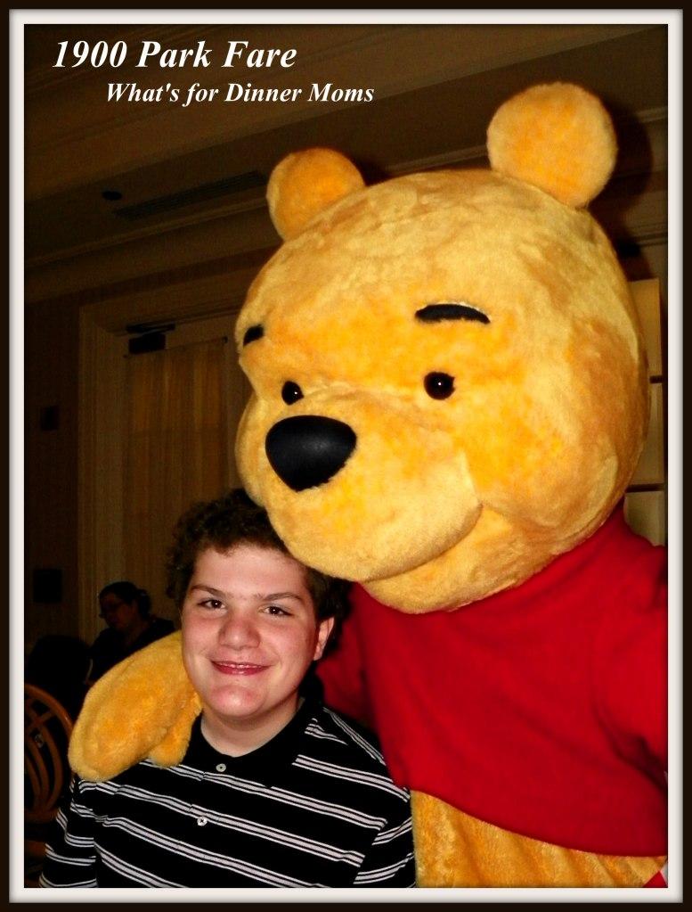 1900 Park Fare - Winnie the Pooh