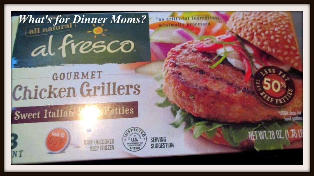 Al Fresco Gourmet Chicken Grillers