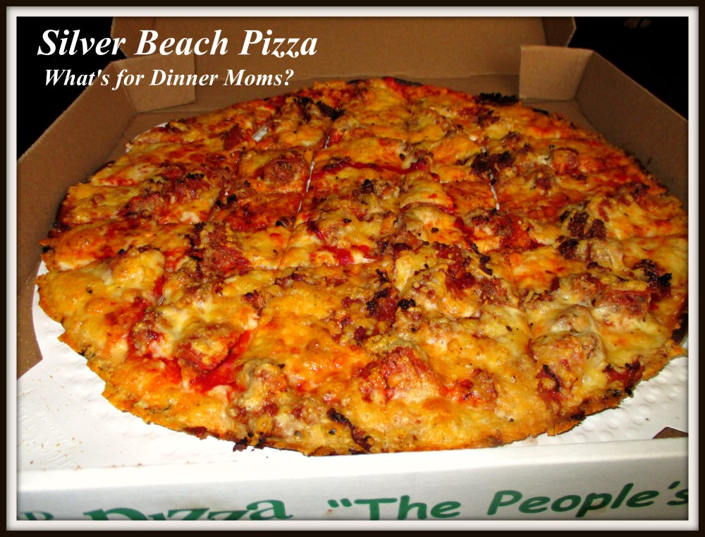 Silver Beach Pizza - Undertow