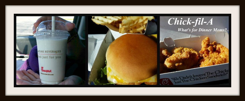 Chick-fil-A Collage
