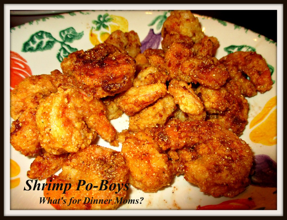 Shrimp Po-Boys
