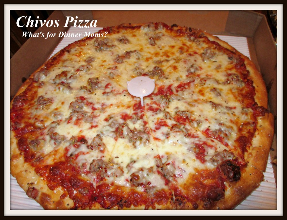 Chivos Pizza 2
