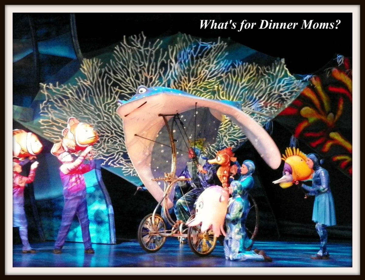 Finding Nemo The Musical What S For Dinner Moms
