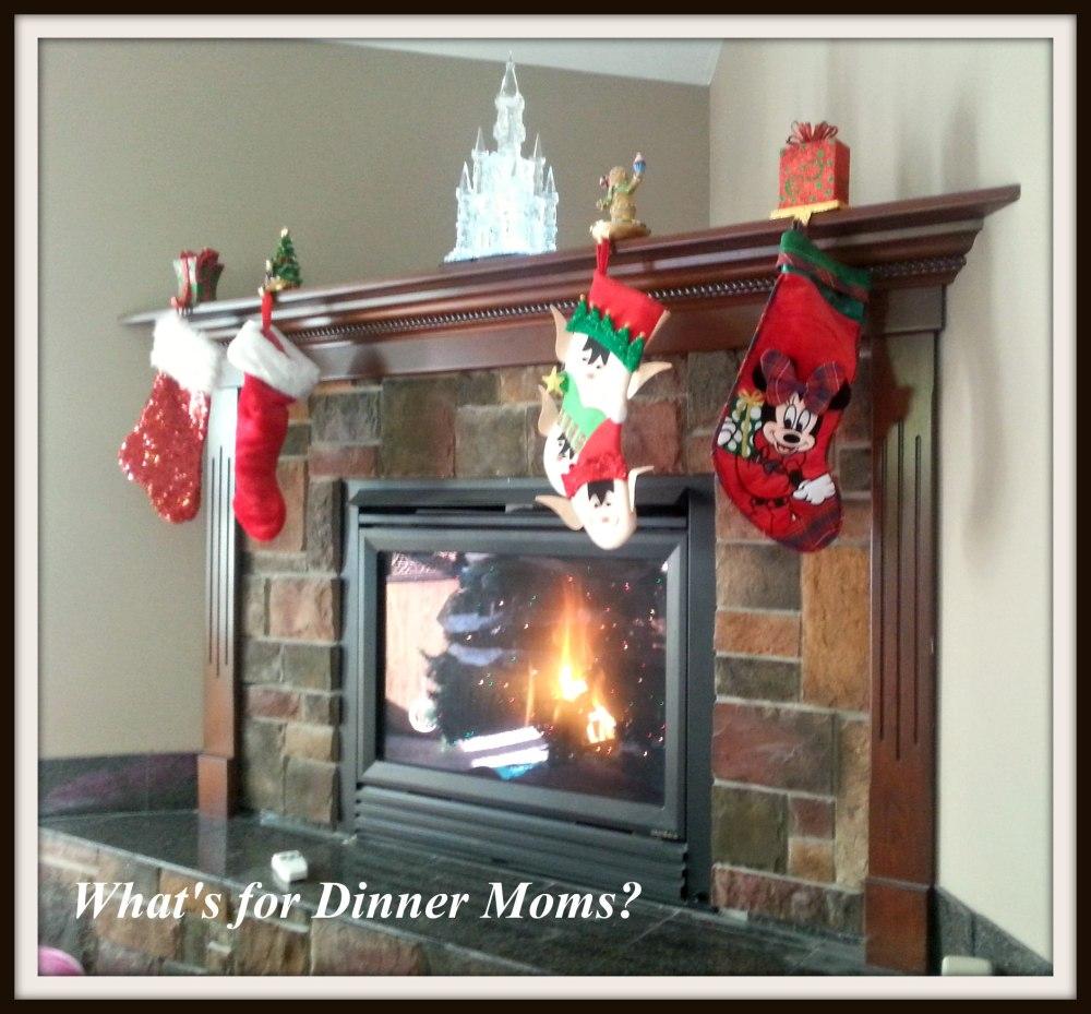 Fireplace - Christmas