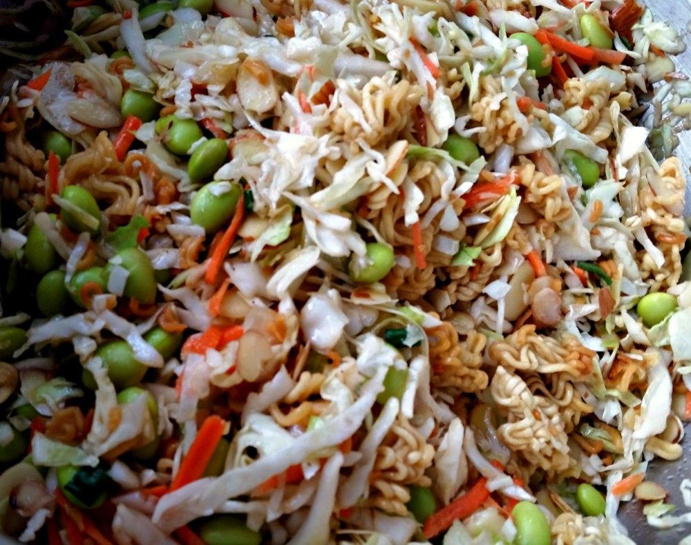 Ramen Asian Salad