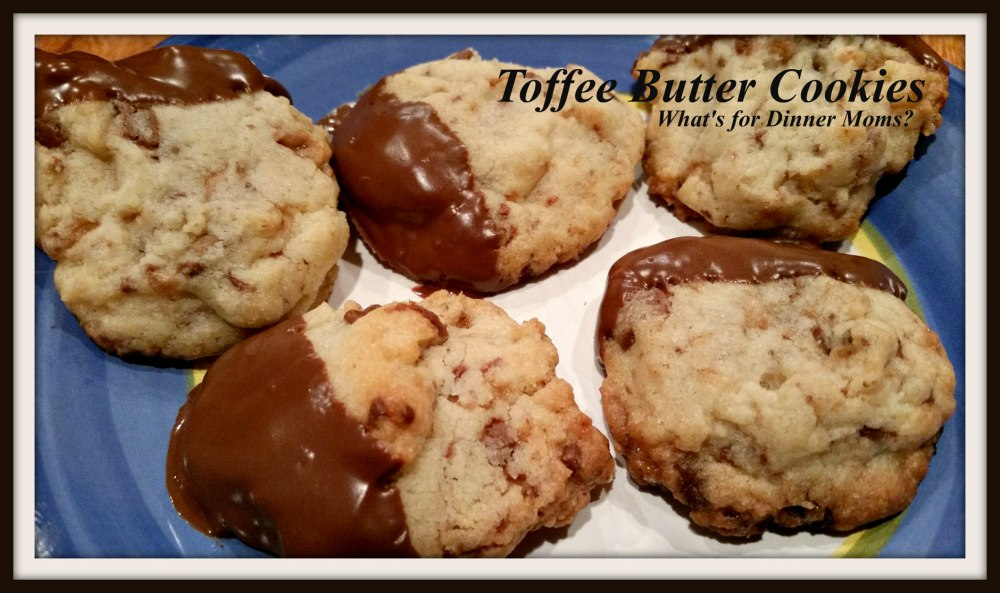 Toffee Butter Cookies 3