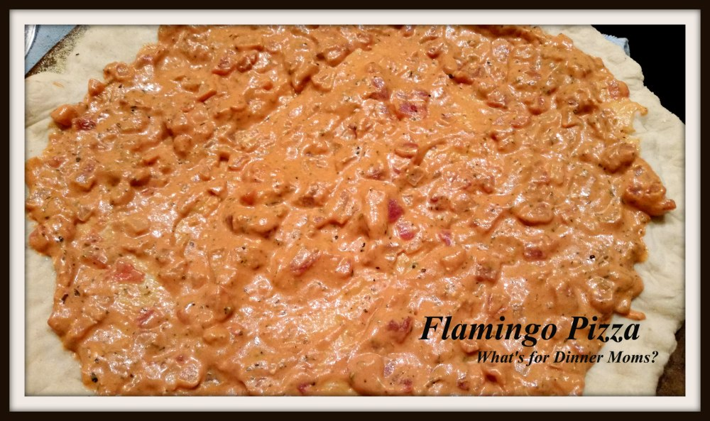Flamingo Pizza - sauce only