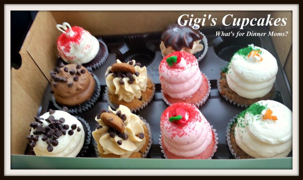 Gigis Cupcakes - dozen