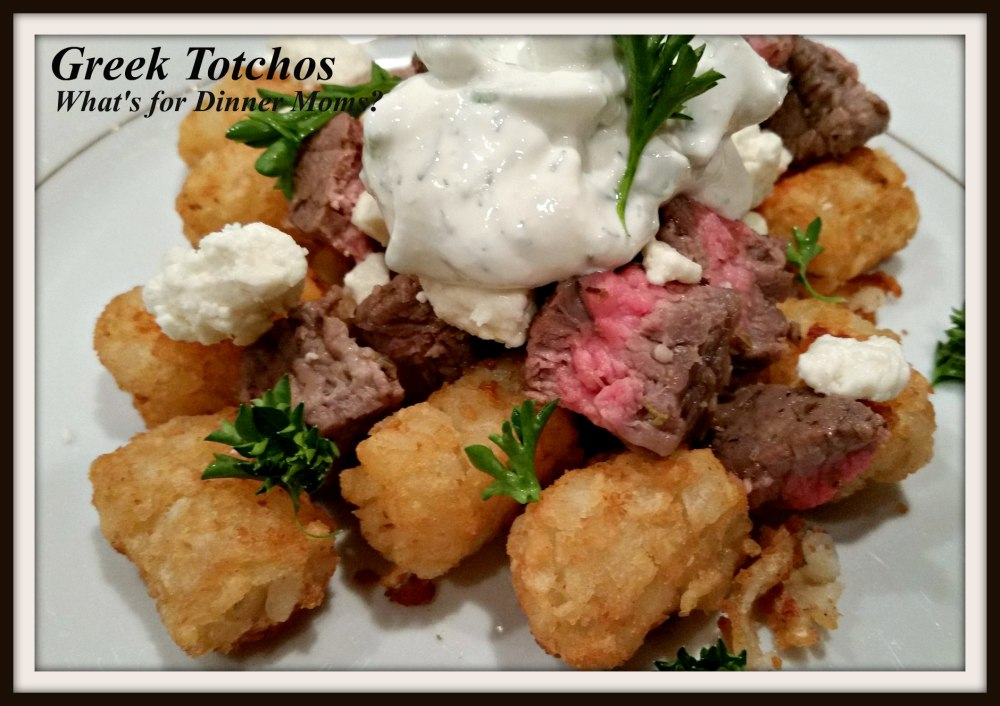 Greek Totchos
