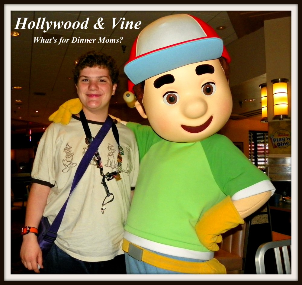 Hollywood & Vine - Handy Manny