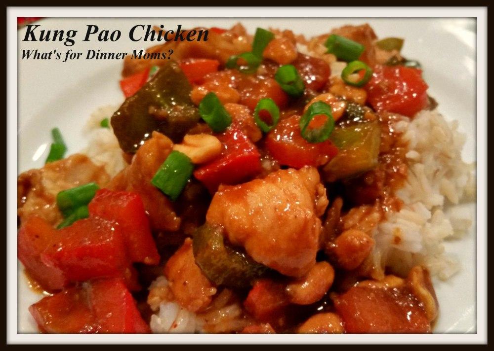 Kung Pao Chicken