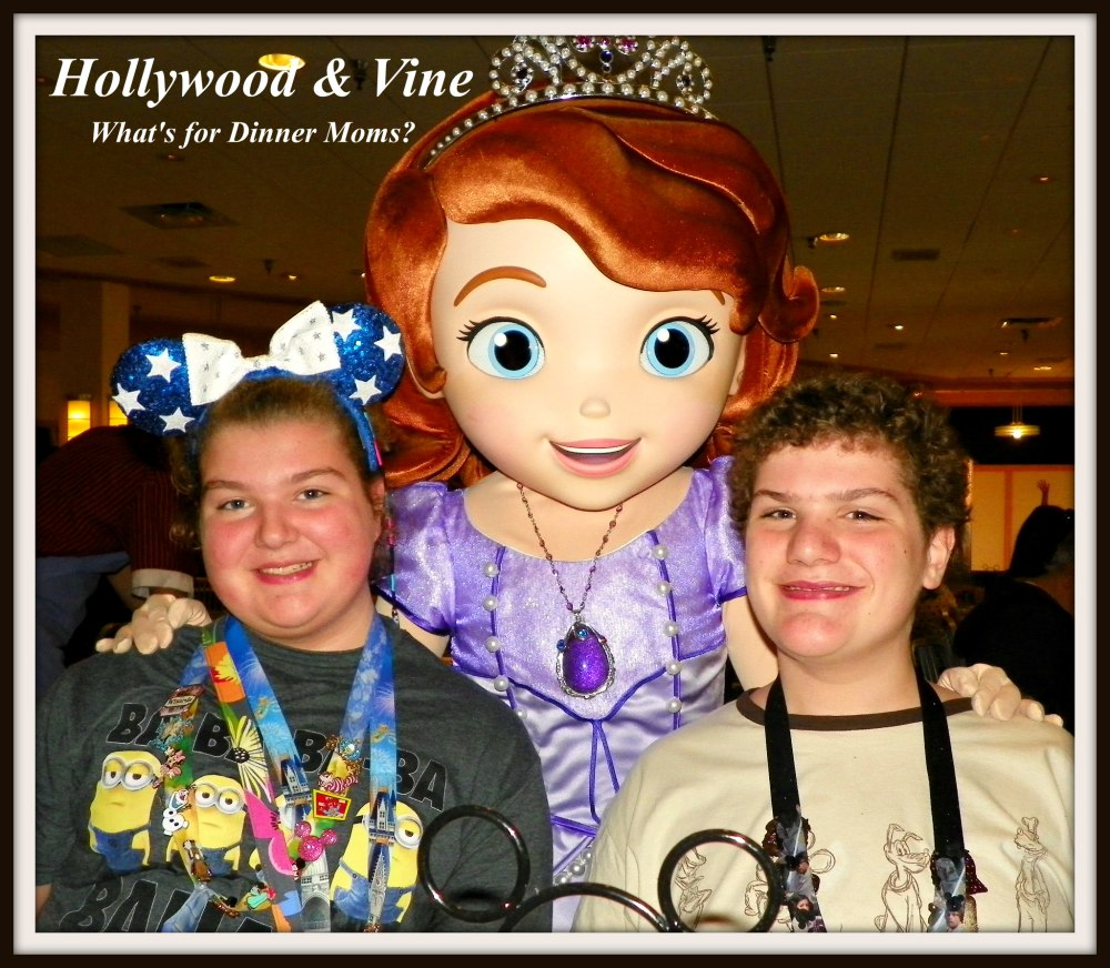 Sofia the First - Hollywood & Vine