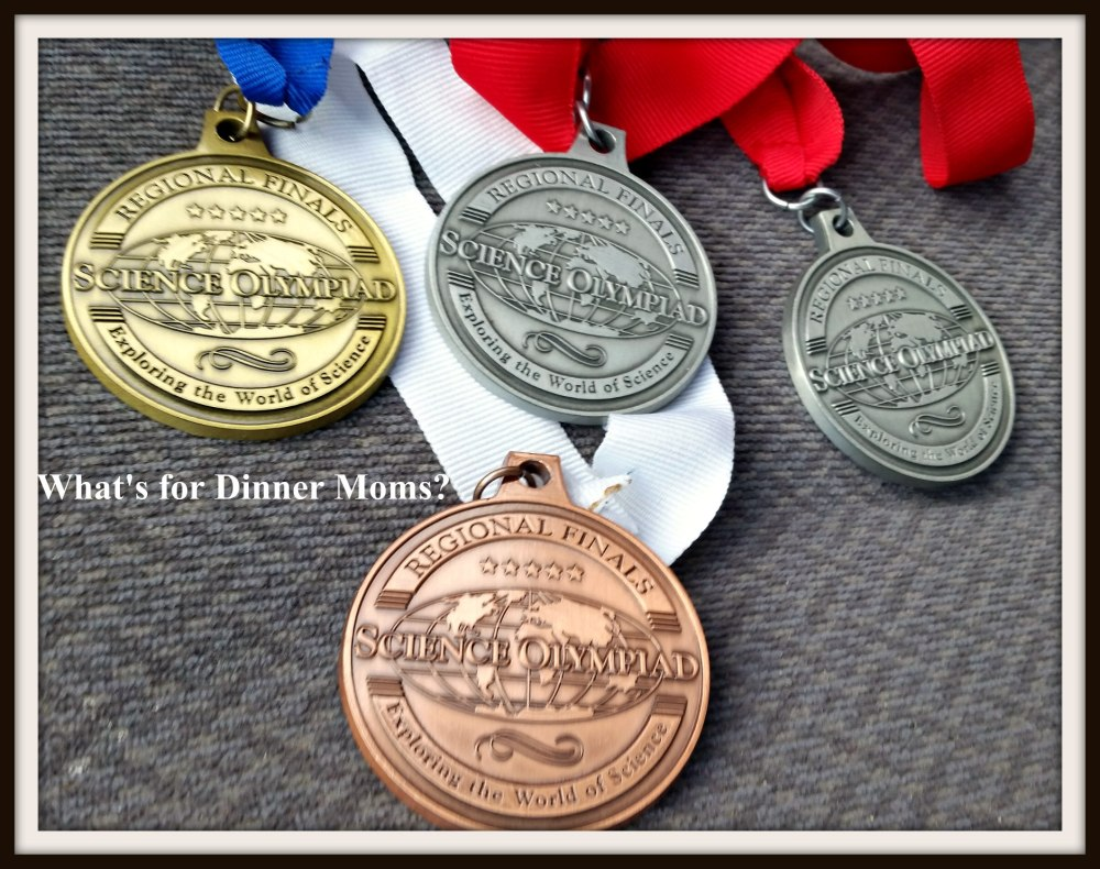Science O Medals