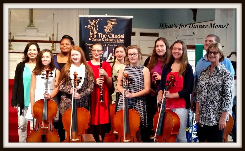 Cello Recital 6-2016