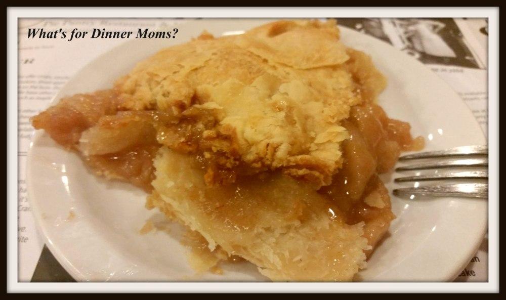 Cranes Apple Pie