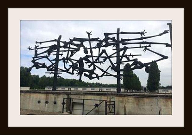 Dachau Artwork