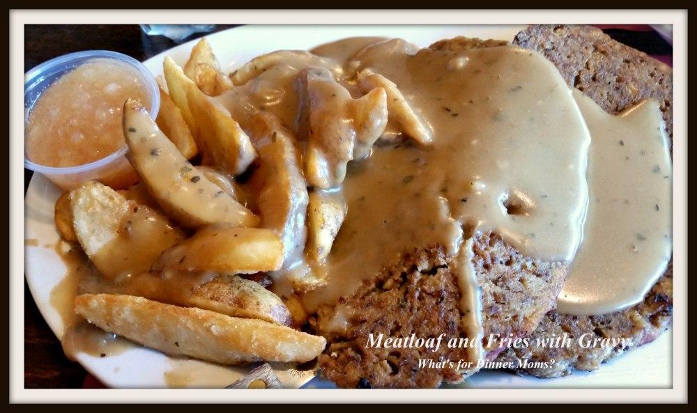 Grandmas Restaurant Meatloaf
