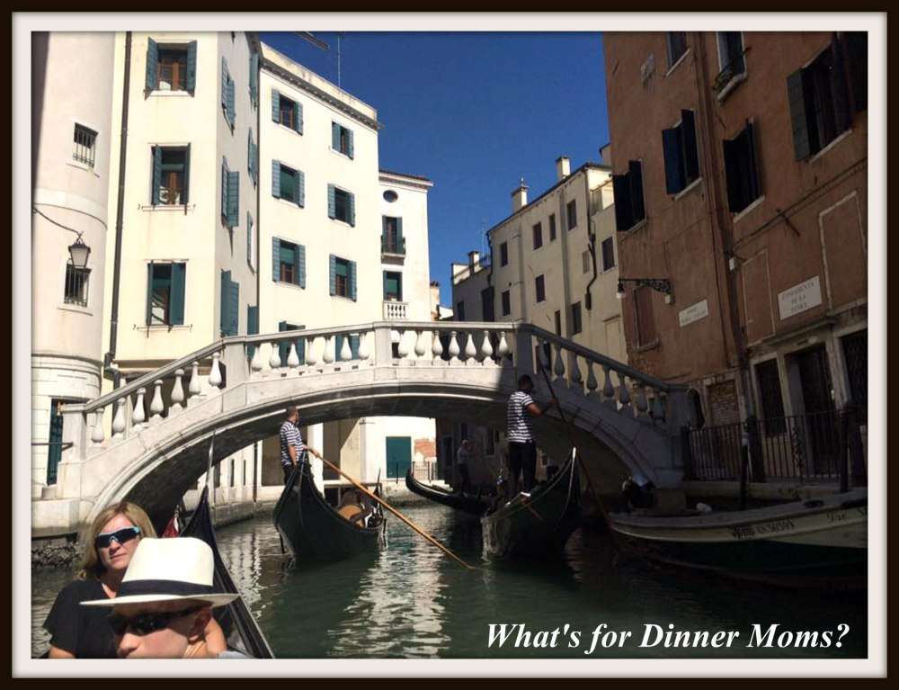 Italy - Gondola Ride
