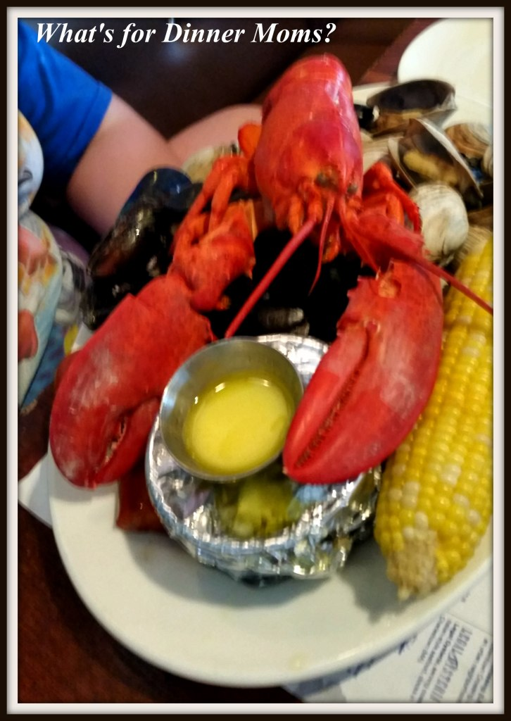 Legal Seafood - Lobster Bake